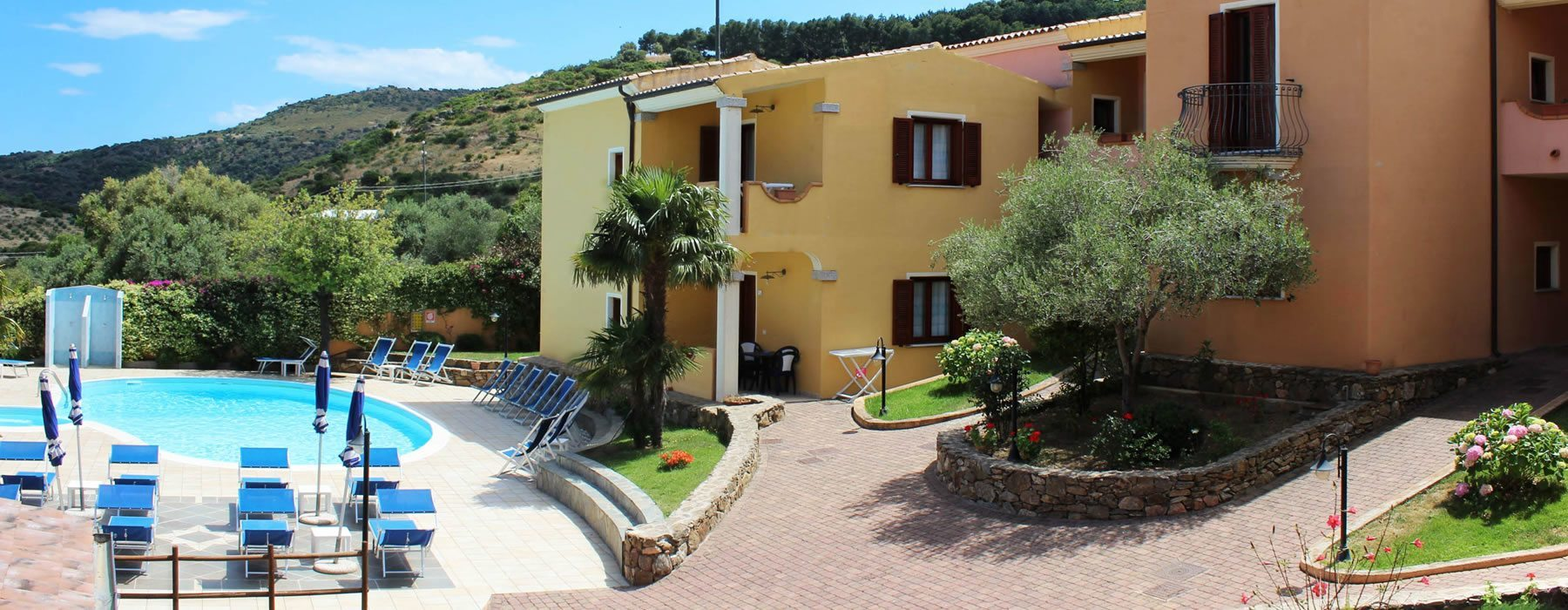 Residence budoni appartamenti sardegna residence corte for Residence budoni 2